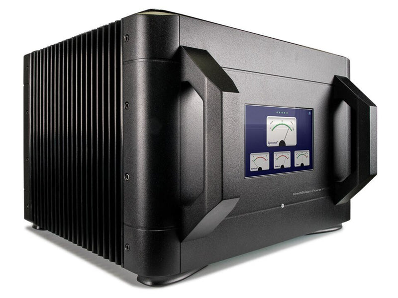 Black PS Audio DirectStream Power Plant P20 angle view
