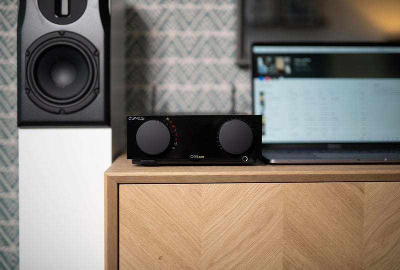 Cyrus ONE CAST Smart Streaming Integrated Amplifier