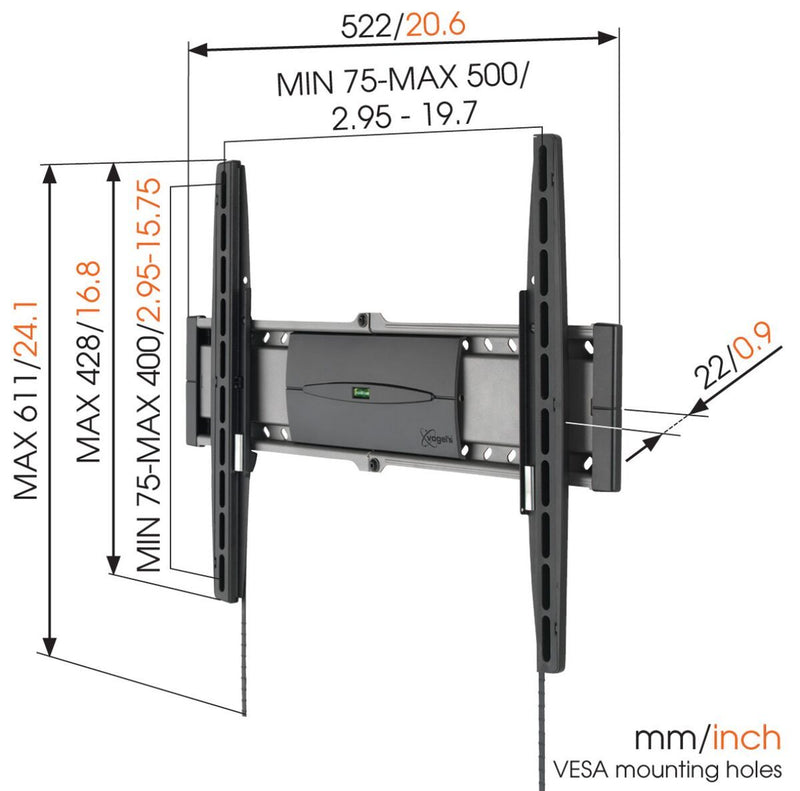Vogel's EFW 8206 Fixed TV Wall Mount