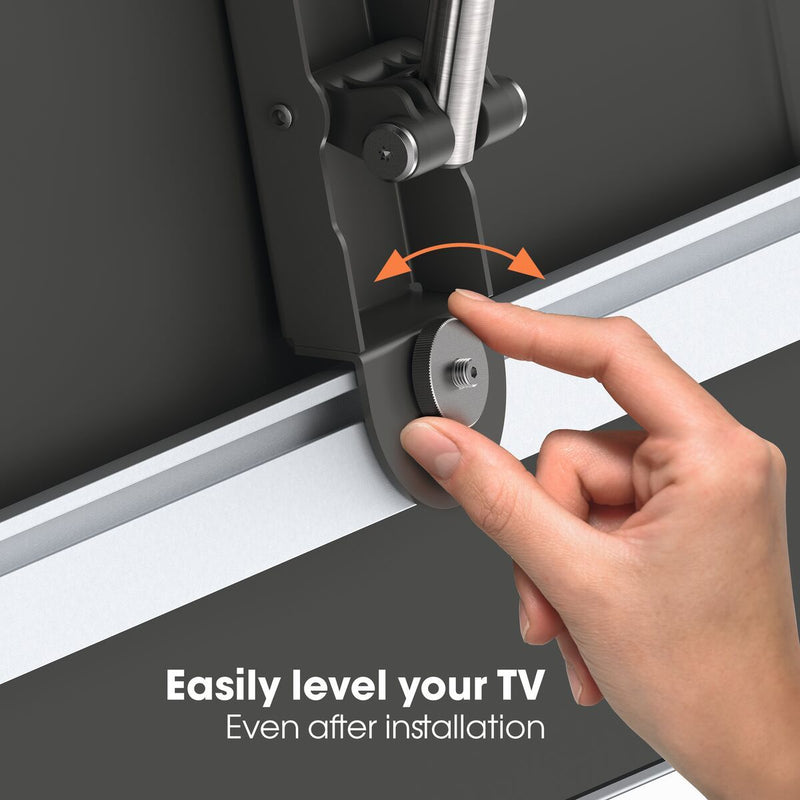 Vogel's THIN 425 ExtraThin Full-Motion TV Wall Mount