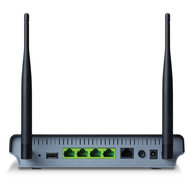 Luxul XWR-1200 Dual-Band Wireless AC1200 Gigabit Router