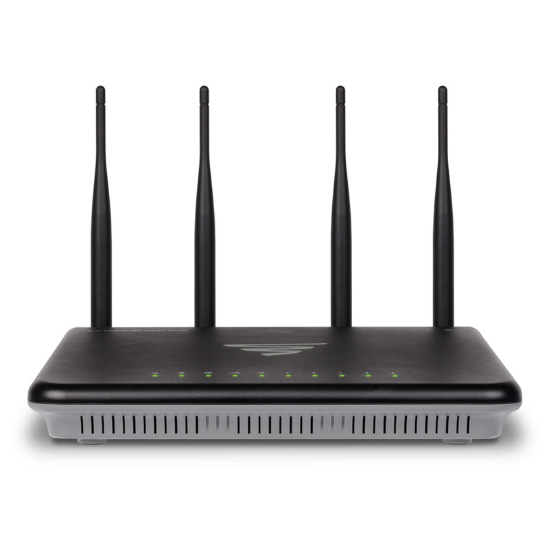 Luxul WS-250 Wireless Router Kit - EPIC 3 AC3100 Wireless Router & Controller W/ Domotz, Router Limits and XAP-1510 AC1900 Access Point