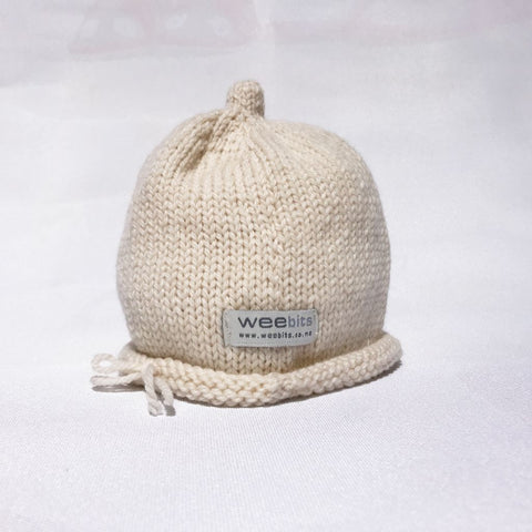 Weebits Beanie Natural