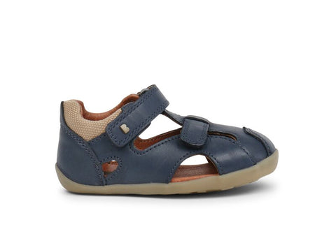 Bobux Step Up Chase Sandal Navy