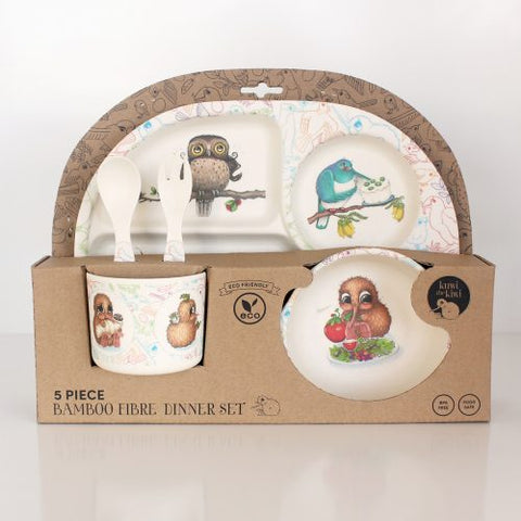Kuwi The Kiwi Dinner Set