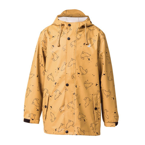 Cry Wolf Play Jacket - Wolf Print