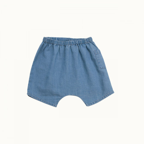 Nature Baby Dylan Shorts - Sky