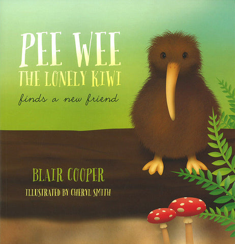 PeeWee the Lonley Kiwi