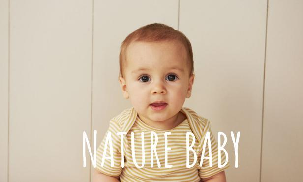 Nature Baby range at Miracle
