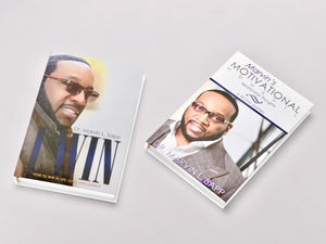 Marvin Sapp books I Win and Marvins Motivational Moments