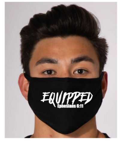 Equipped Mask