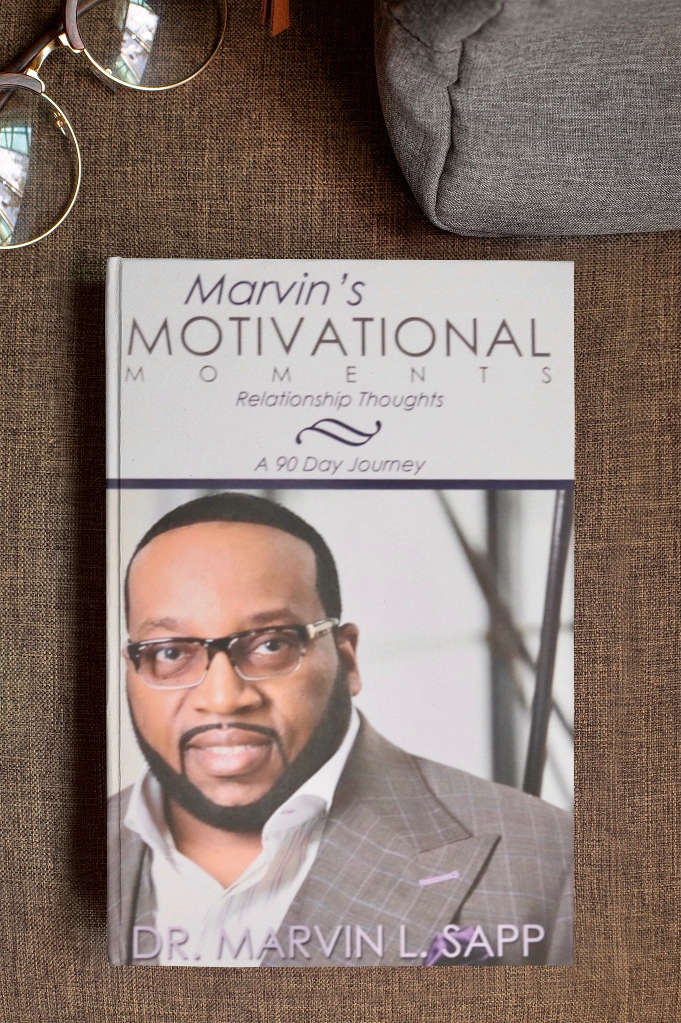 Marvin's Motivational Moments-paperback