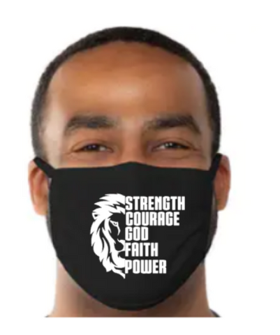 Lion of Strength Mask