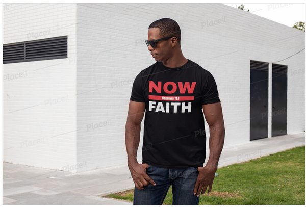 Now Faith Unisex Tee