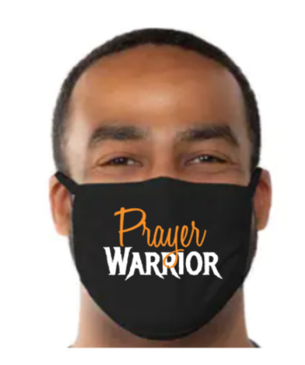 Prayer Warrior Mask