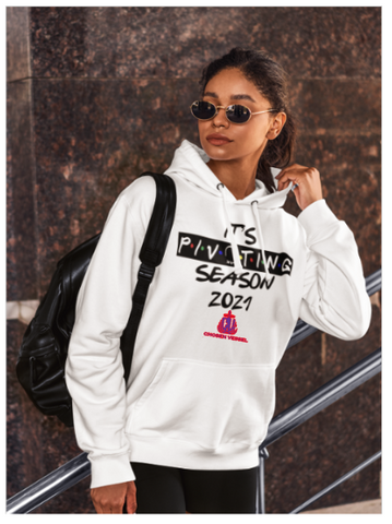 It's Pivoting Season 2021 Unisex Hoodie