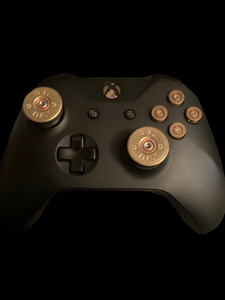 (New} Custom Xbox one Controller with Metal Buttons  (Sales price as listed)