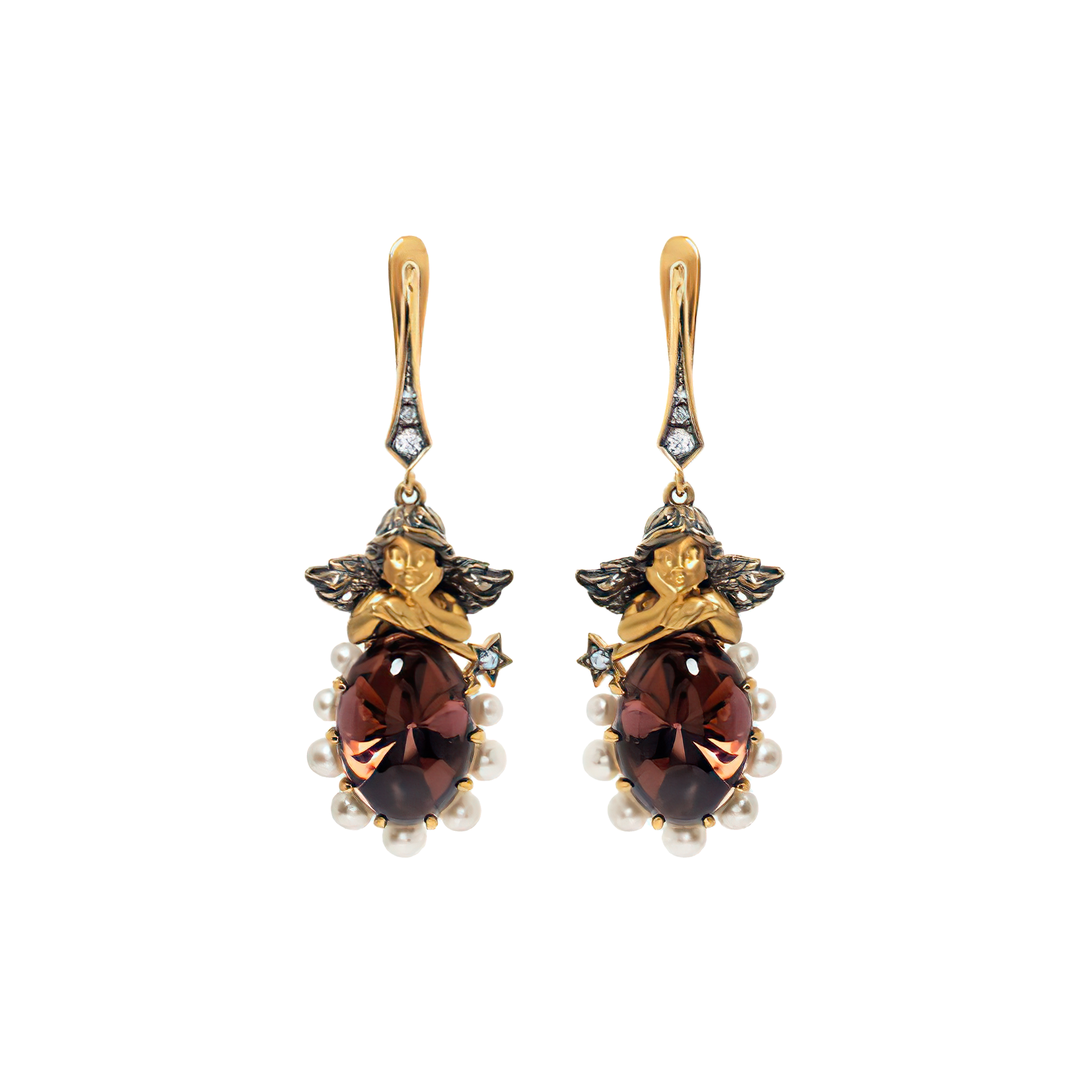 Cupids Earrings