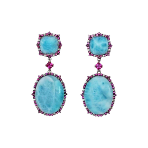 Blue Laguna Earrings