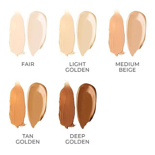 Smooth Creme Concealer Foundation Duo
