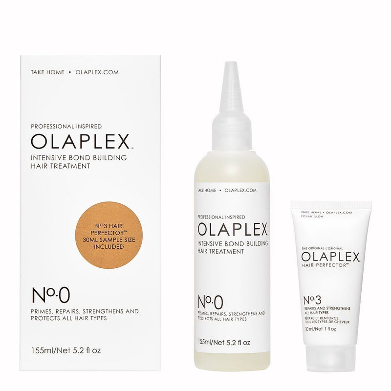 No.0 Hair Treatment Set