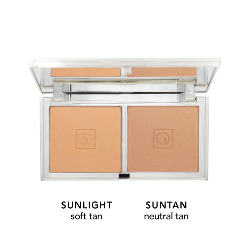 Sunswept Bronzer Duo Palette