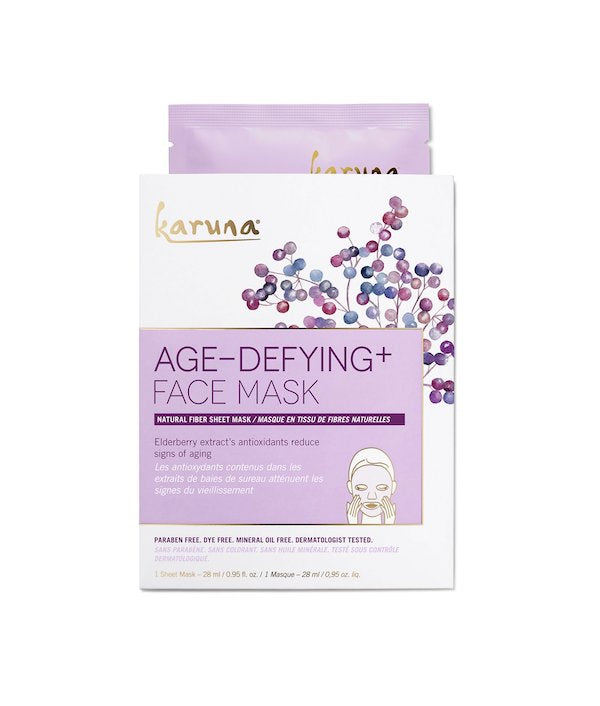 Age-Defying Single Sheet Mask