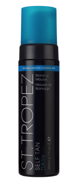 Self Tan Bronzing Mousse - Dark