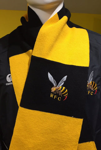 Hornets RFC Club Scarf