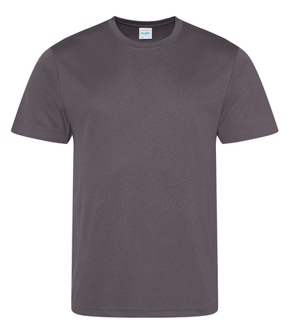 HSDC Staff Mens T-Shirt Charcoal