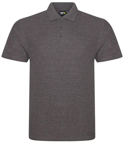 HSDC Public Staff Unisex Polo Shirt - Charcoal