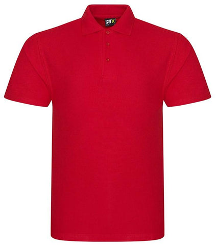HSDC Public Services Unisex Polo Shirt - Red