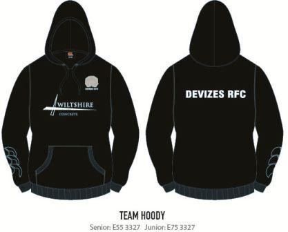Devizes RFC Team Hoody