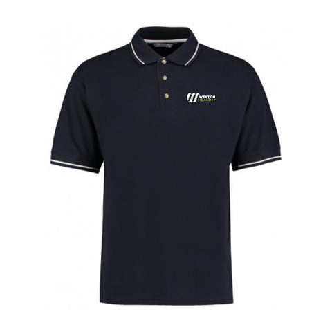 Weston College Health Mens Polo Shirt