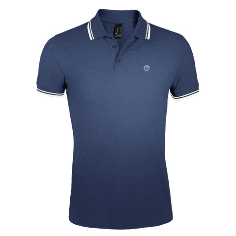 Hawks' Terrace Contrast Polo Shirt
