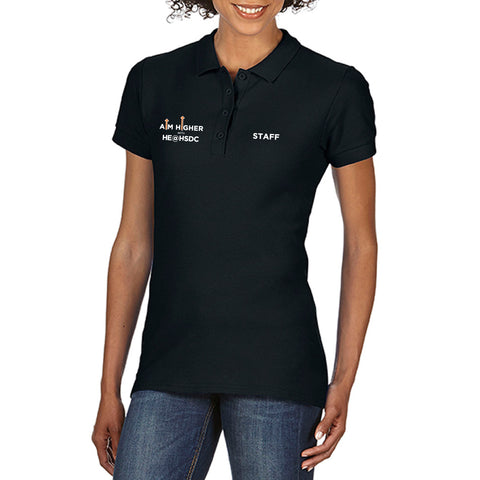 HSDC HND Staff Polo Shirt