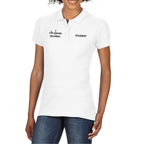HSDC HND Ladies Polo Shirt