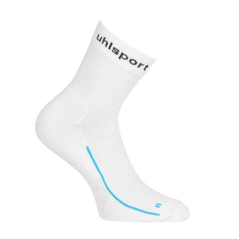 HSDC Team Classic Sock White 3 pack