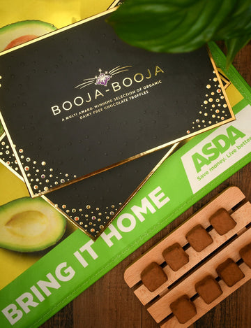 ASDA selects Booja-Booja for vegan aisle launch