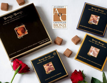 Four wins at Academy of Chocolate Awards 2019