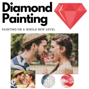 Custom Make Your Own Diamond Painting