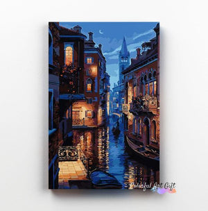 Night in Venice - Paint by Numbers Classic
