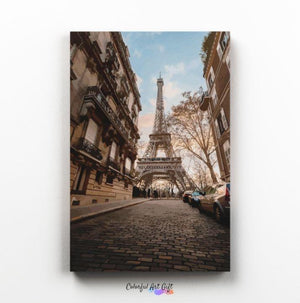 Paris - Paint by Numbers HD