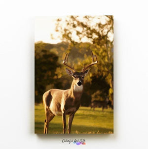 Deer - Paint by Numbers HD