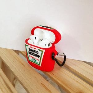 Ketchup AirPods Case
