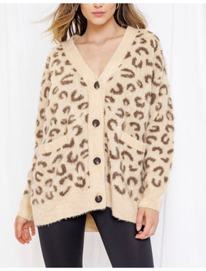 Gilli Jungle Oversized Cardigan