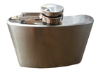 4 oz Stainless Steel Flask