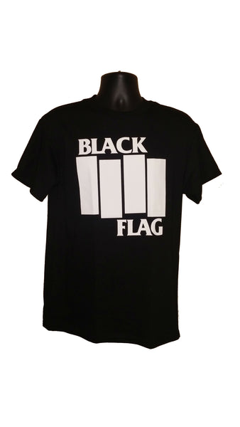 Band T - Black Flag