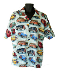 Hawaiian Woody Print