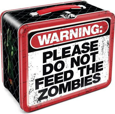 Lunchbox - Dont Feed The Zombies